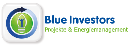 Blue Investors Logo